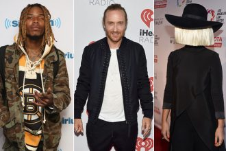 David Guetta ft. Fetty Wap & Sia – Bang My Head (Remix) [New Music]