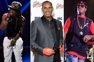 R. Kelly – Switch Up ft. Jeremih & Lil Wayne [New Music]