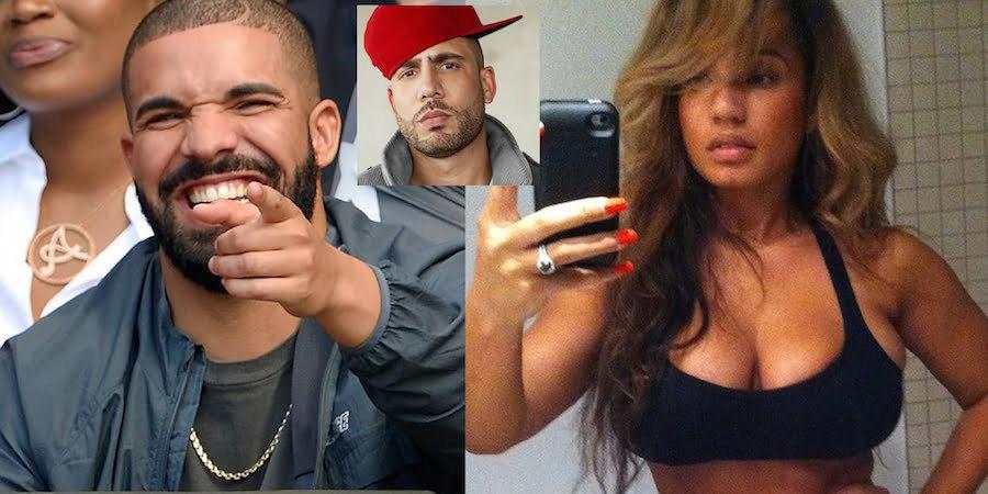 Drake DJ Drama ex wife