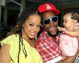 Jah Cure Wife Kamila McDonald Files For Divorce