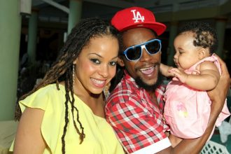 Jah Cure Wife Kamila McDonald Files For Divorce