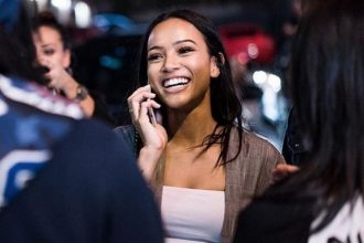 Karrueche Tran Fans Praise Her For Post Chris Brown Happiness