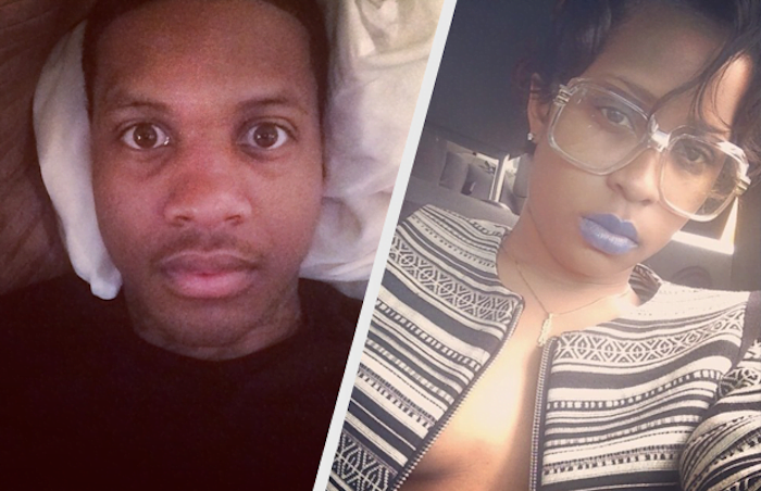 "lil durk and dej loaf dating Sorry guys and girls, dej loaf is not dating anyone at least that's what she told us, friday night at the bet hip hop awards on the red carpet, hiphollywood inquired if the young rapper is dating and she told us: ""i'm not dating anyone right now, but shout out to the guys and the []."