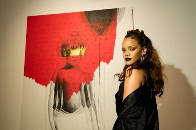 Rihanna Album ANTI To Release Black Friday On TIDAL And December 4 Worldwide