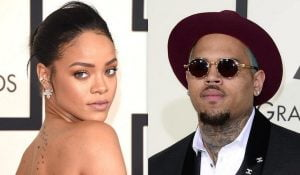 Rihanna Fans Rips Chris Brown For Wishing Her Happy Birthday