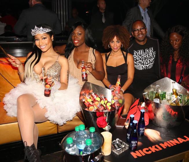 Nicki Minaj Party
