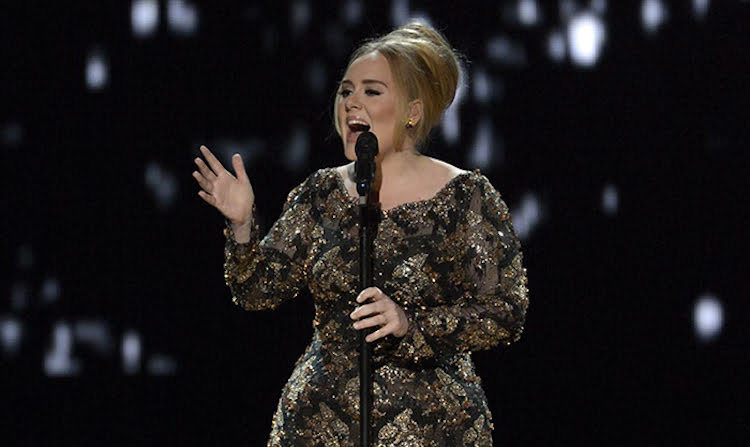 Adele Confirms New Album Release Date