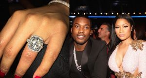 Meek Mill Reacts To Reports He Take Back Nicki Minaj Ring