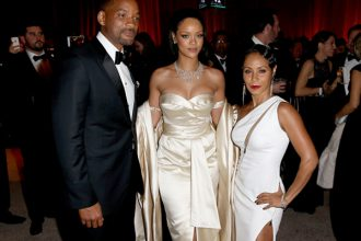 Rihanna Brings Out Celebrities For 2nd Annual Diamond Ball