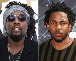 Wale Blast Kendrick Lamar Says Grammy Nomination Getting To His Head