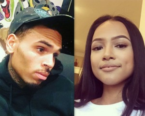 Chris Brown On SnapChat Cast Karrueche Look-A-Like For 'Grass Ain't Greener' Video