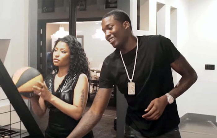 Meek Mill and Nicki Minaj Trillest