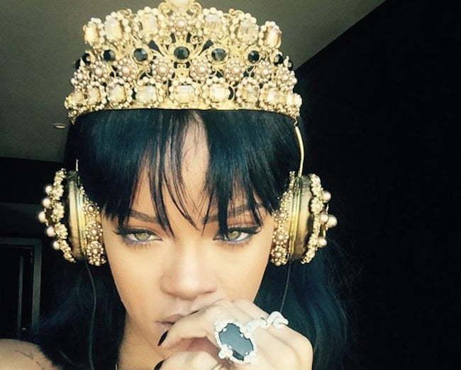 Rihanna ANTI headphone