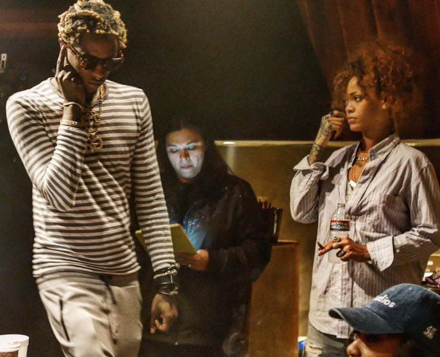MP3: Young Thug – Nothing Is Promised (Remix) Ft. Rihanna