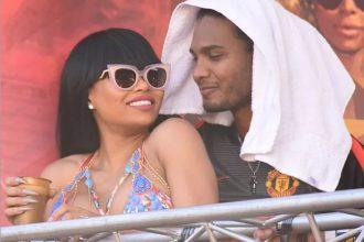 Dancehall Producer Smashing Blac Chyna, Is She Cheating On Rob Kardashian ?