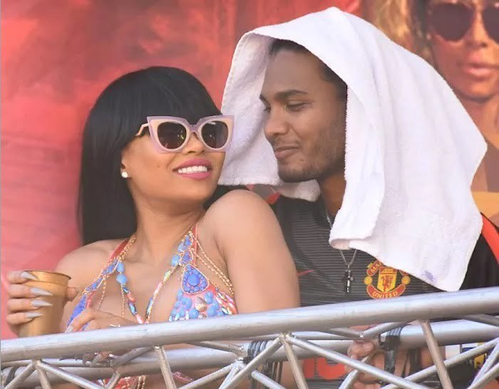 Dexta Daps Girlfriend : Blac chyna and dancehall producer dating rob kardashian