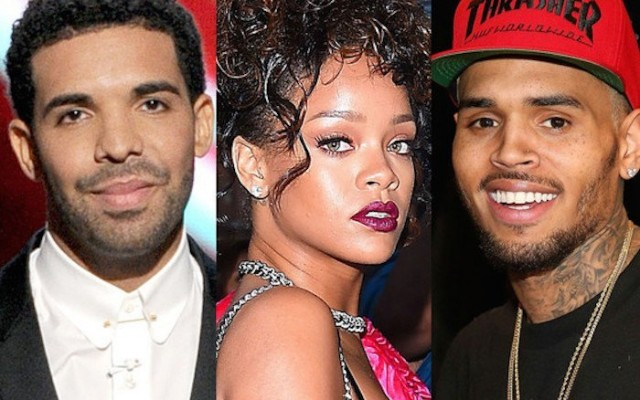 Chris Brown Wish Rihanna and Drake All The Best .. Wedding Rumors False
