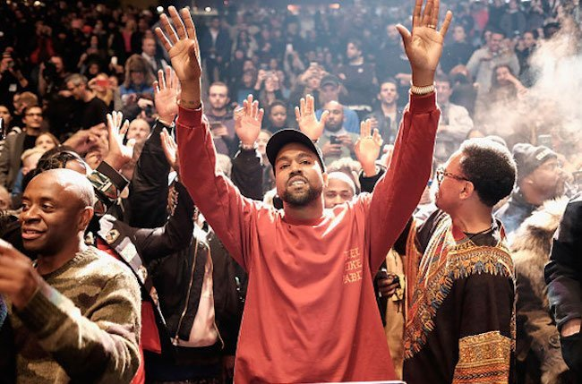 Kanye West Reveals His The Saint Pablo Tour Dates