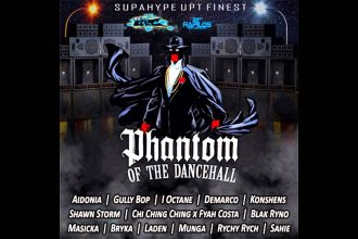 Phantom Of The Dancehall Riddim Mix [Audio]