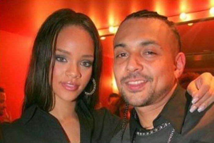 Rihanna and Sean Paul