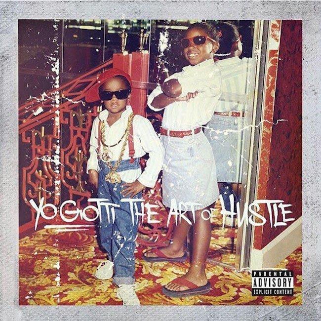Yo Gotti The Art of Hustle cover
