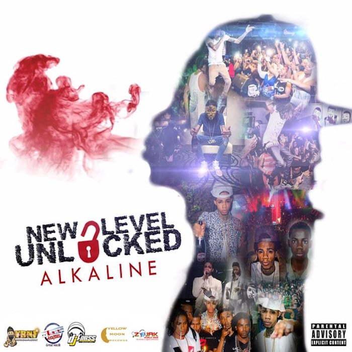 Alkaline New Level Unlocked Cover