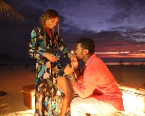Ciara and Russell Wilson Got Engaged On Vacation