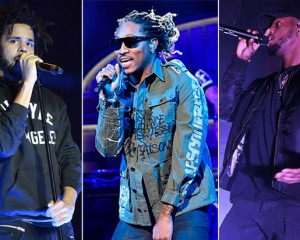 Future, J. Cole, Bryson Tiller To Perform At Wireless Festival