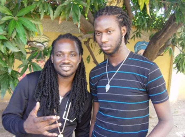 I-Octane and Marcus Myrie
