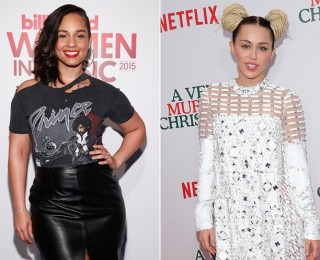Alicia Keys and Miley Cyrus Are New Coaches On 'The Voice'
