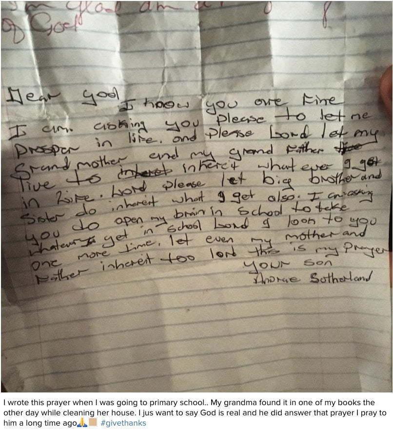 Popcaan letter