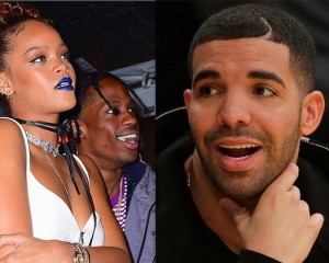 Drake & Rihanna Secretly Dating Again and Travis Scott Throws Angry Tantrum