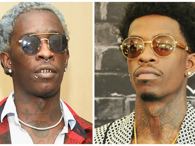 rich homie quan and young thug beef