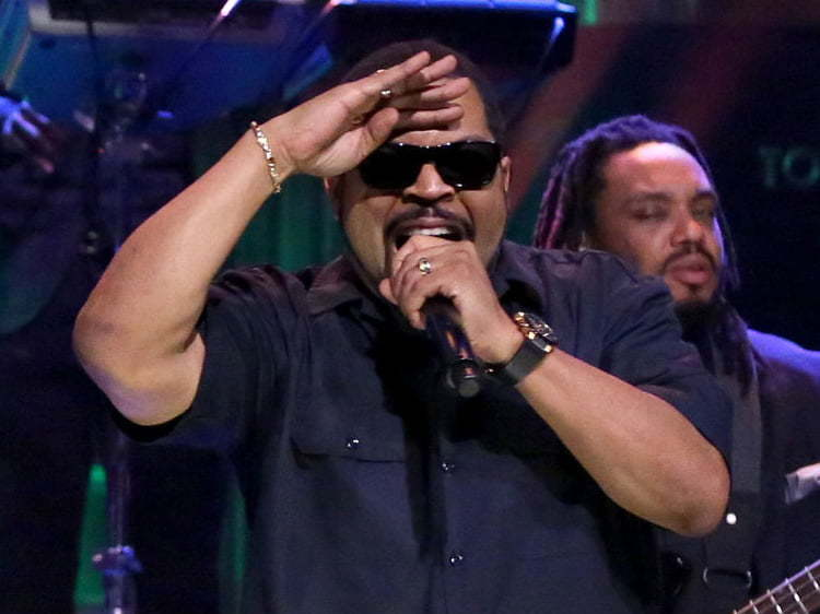 Ice Cube Common Tonight Show