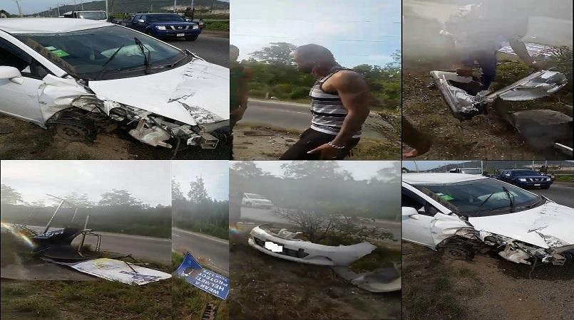 Kalado car crash