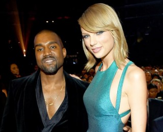 Kanye West Reference Taylor Swift Beef On Drake's New Single
