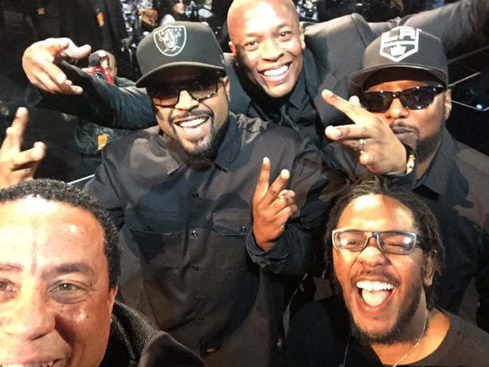 NWA Rock and Roll Hall of Fame
