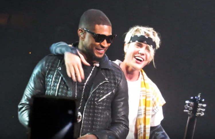 Usher Tour Atlanta