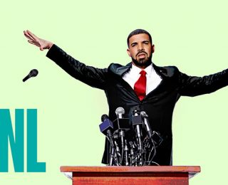 "Drake Performs ""One Dance"" & ""Hype"" On SNL Plus Hilarious Skit"