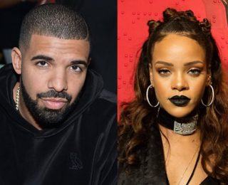 """Drake Says He And Rihanna """"Are Just Friends"""" With… During Appearance on Ellen"""