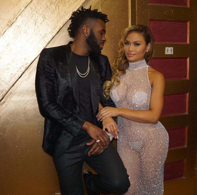 Jason Derulo and Daphne Joy Split