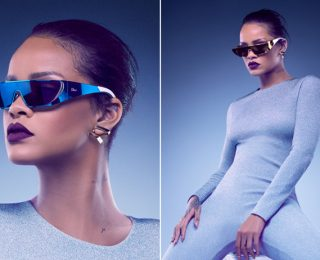 Rihanna Teams Up With Dior For New Sunglass Collection