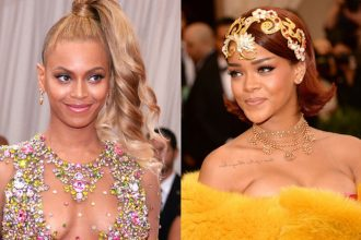Beyonce & Rihanna Leads 59th Grammy Nominations List