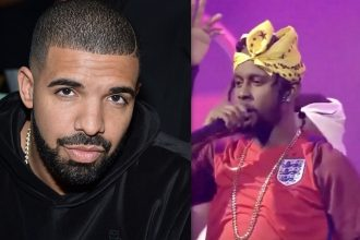 "Drake & Popcaan New Song ""My Chargie"" Is Fake"