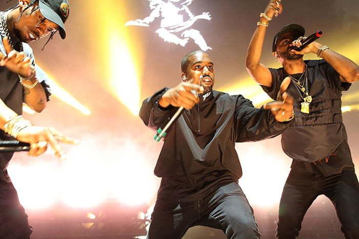 Kanye West GOOD Music Summer Jam
