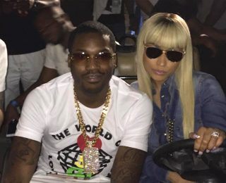 Nicki Minaj and Meek Mill Makes First Club Appearance Since House Arrest