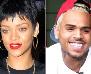 Chris Brown and Rihanna Says Nude Pics In Kanye West Video Not Them