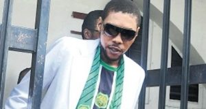 Vybz Kartel Remains Hospitalized For Severe Kidney Infection