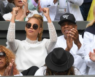 Beyonce and Jay Z Cheer On Serena Williams To Wimbledon Win