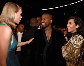 Kim Kardashian and Kanye West Leaked Taylor Swift Video Of Conversation About Famous